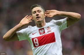 Lewandowski is one of the best, but he's sneaky too