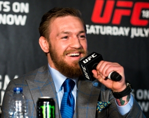 Irony a Lost Concept for Conor McGregor