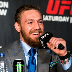 Irony a Lost Concept for ConorMcGregor