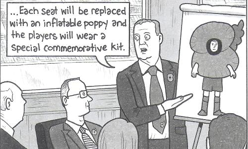 david squires poppy