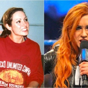Becky Lynch's first steps in wrestling, through the people who knewher